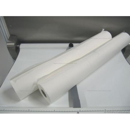 Rouleaux d'alèses 70cm pour table a langer Dan Dryer