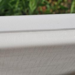 Matelas à langer 75 x 55 cm. Mousse 3 cm. Enveloppe PVC facilement nettoyable.