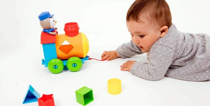 Les meilleurs jouets d'éveil pour un bébé de 0 à 12 mois